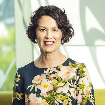 Prof Gail Gillon, New Zealand